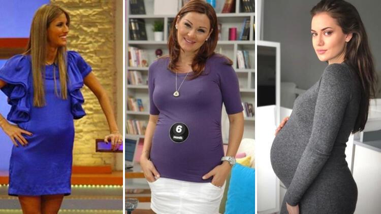 1 yılda 23 kilo verdi! İşte ünlülerin hamilelik sürecinde aldığı kilolar
