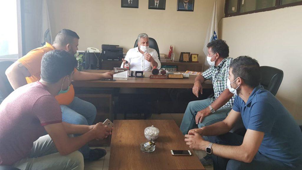 35 işçiden AK Partili belediyeye suç duyurusu