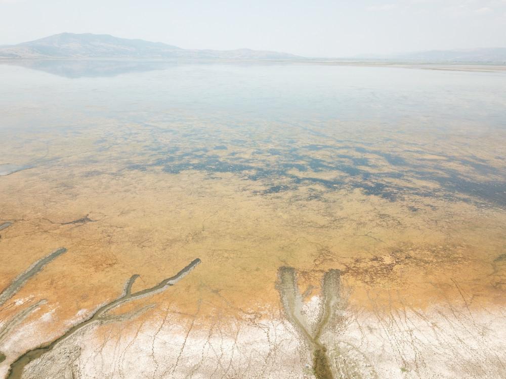 Göremiyorsunuz ama aslında şu an bir göle bakıyorsunuz!