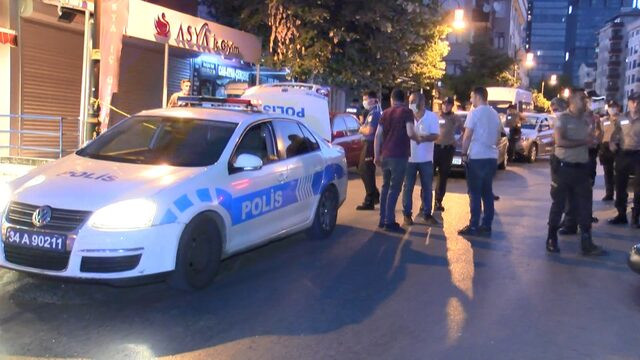 İstanbul'da bekçilere ateş açıldı
