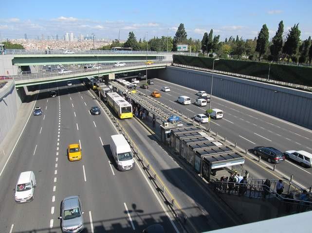 İstanbullular dikkat! Çevreyolu'nda bu güzergah kapatılıyor