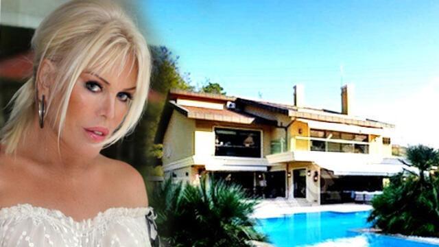 Ajda Pekkan'ın ultra lüks villasının fiyatı dudak uçuklattı!