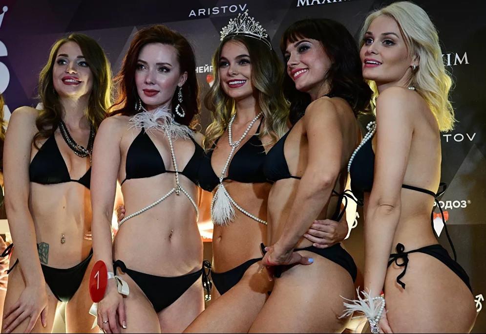 Miss MAXIM Rusya'nın en seksi kızını seçti
