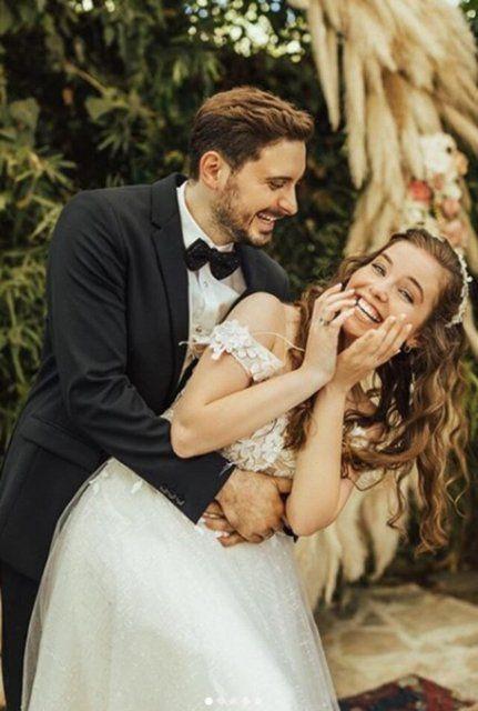 Sihirli Annem'n Ceren'i Gizem Güven evleniyor