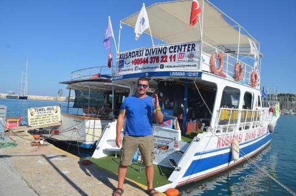 Dalış turizminin Türkiye'deki yeni adresi