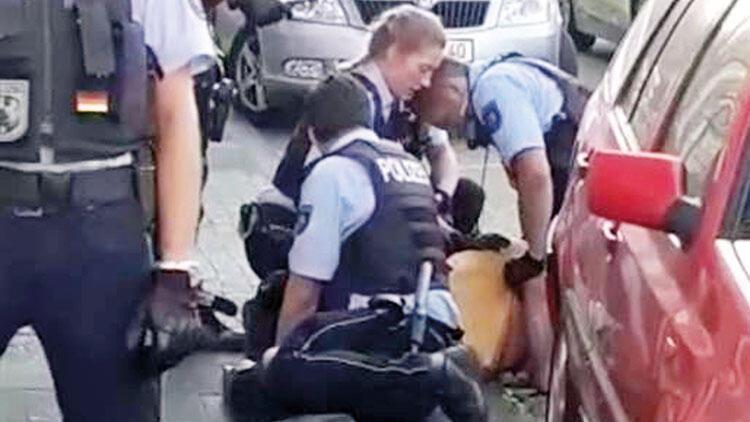 Alman polisinden Türk aileye skandal muamele
