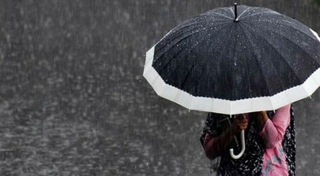 Meteoroloji'den 9 il için sağanak yağış alarmı!