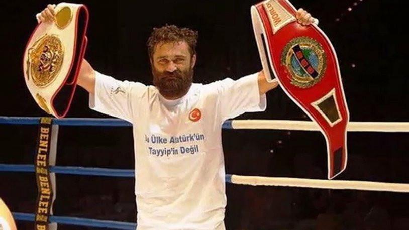 Diyanet'i eleştiren boksöre ''kurşunlu'' tehdit!