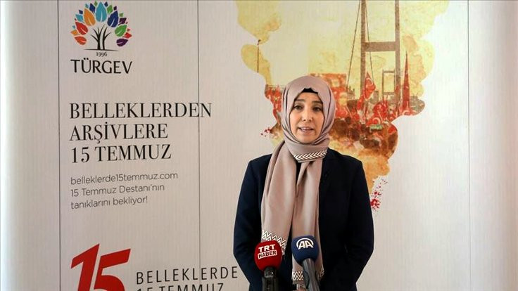 ''Atatürkçüleri, Erdoğan'ın liderliği altında kenetlenmeye'' çağırdı!