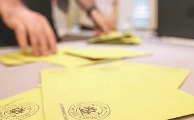 Metropoll Araştırma partilerin son oy oranlarını açıkladı