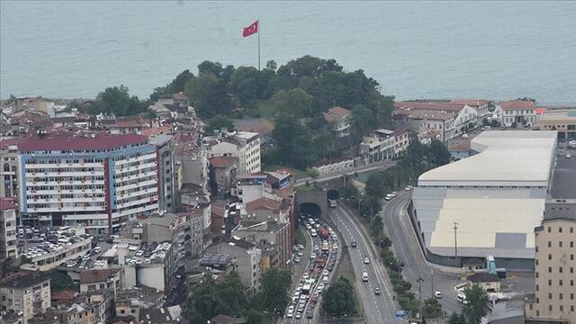 Doğu Karadeniz'de konut satışı yüzde 119,5 arttı