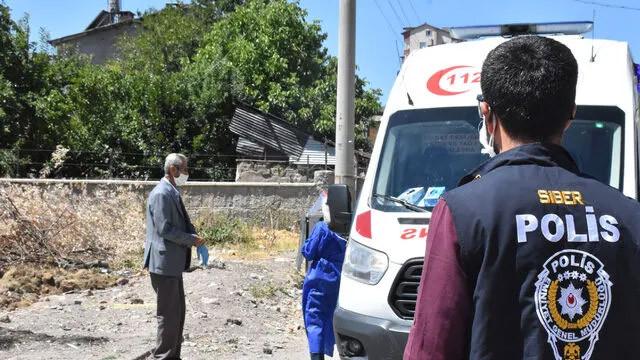 Polis çevirmesinde koronavirüslü olduğu ortaya çıktı, hastaneye kaldırıldı