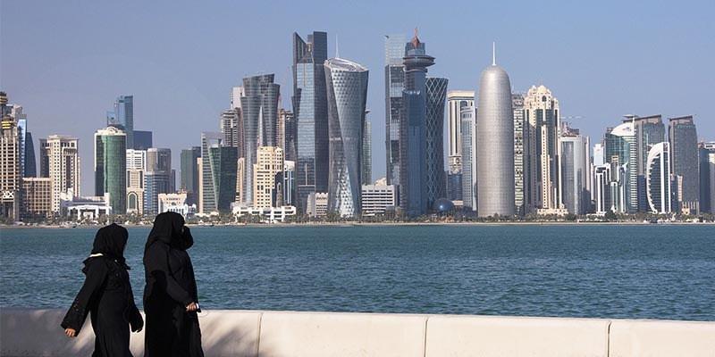 Cumhurbaşkanlığı Katar'da ofis açtı