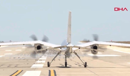 Bayraktar AKINCI 20 bin feet irtifa testini de geçti!