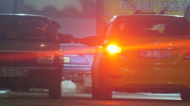 Ankara'da taksicilerin kabusu olan çete çökertildi