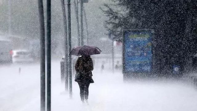 Meteoroloji'den 6 il için kuvvetli yağış uyarısı! İşte 5 günlük hava durumu