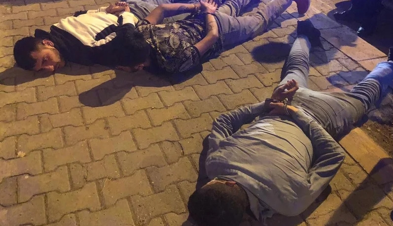 Ankara'da nefes kesen kovalamaca