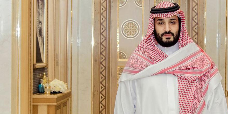 Suudi liderden 1 ay 150 mankenle 50 milyon dolarlık alem!