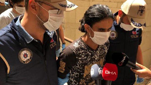 DEAŞ'lı canlı bomba: Polis merkezinde kendimi patlatacaktım