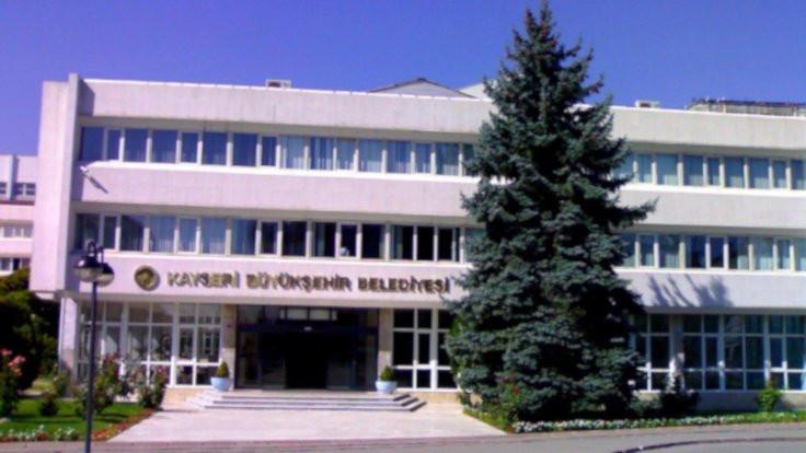 Büyükşehir belediyesinde ''yolsuzluk'' istifası
