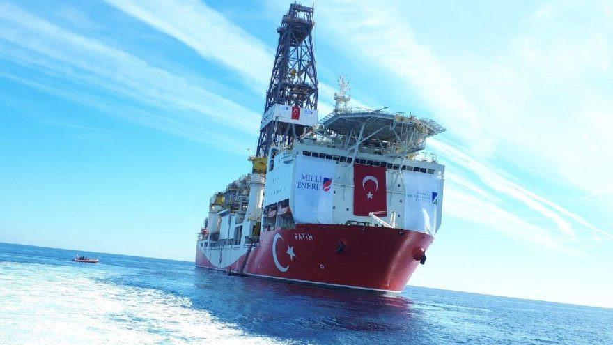Tarihin en büyük doğalgaz rezervi keşfi için ''müjdeler olsun'' klibi