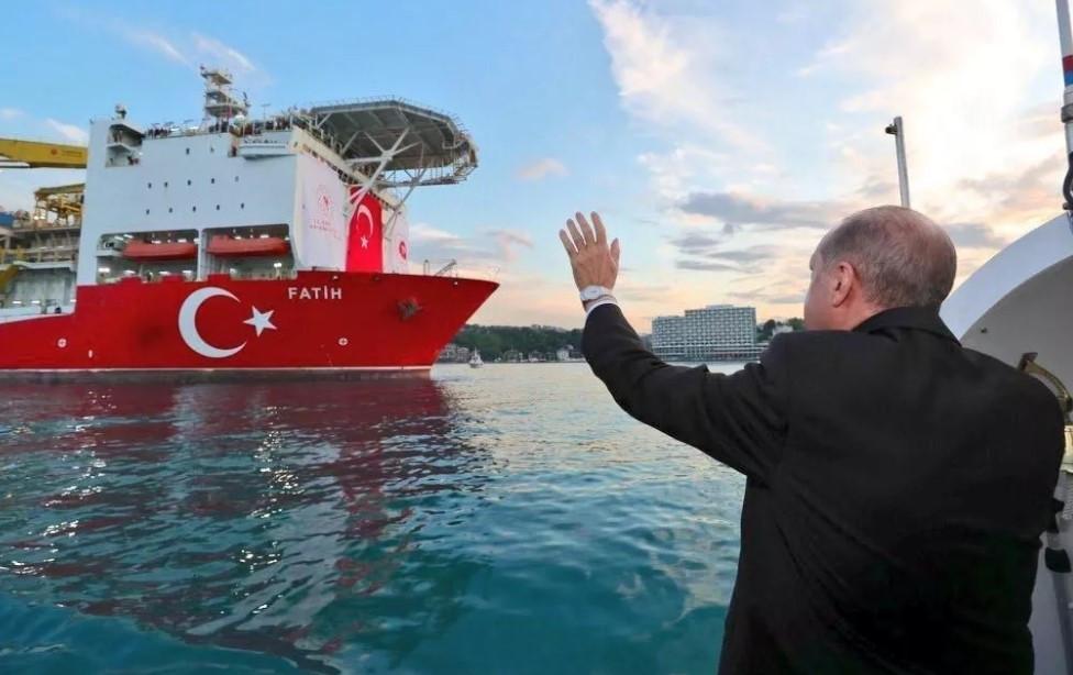 Erdoğan'ın doğalgaz müjdesini dünya böyle gördü!