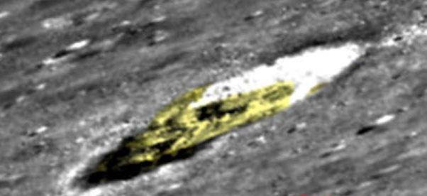 Ayda 100 metrelik uzay gemisi iddiası!