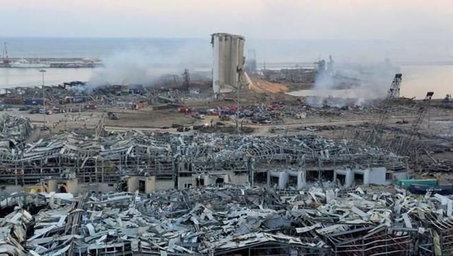 ''Beyrut patlamasında Hizbullah etkisi olabilir''