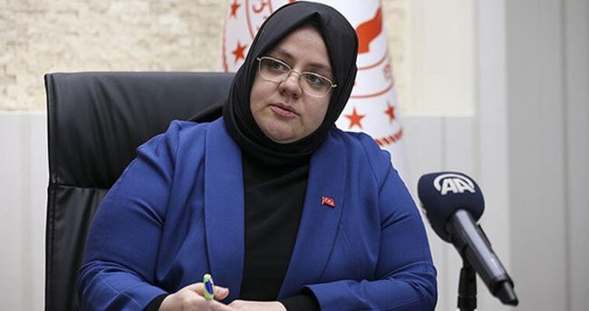 Bakan Selçuk'tan ''nakdi yardım'' açıklaması