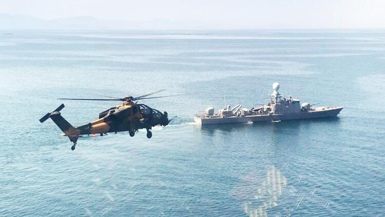 Doğu Akdeniz geriliminde kritik hafta