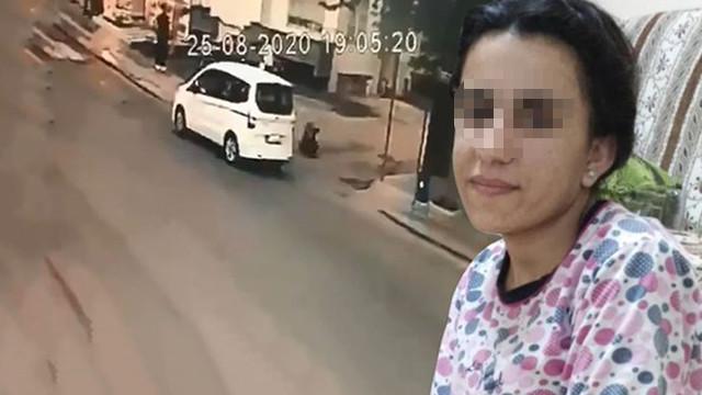 Bir kadın daha katletildi! Sokak ortasında cinayet kamerada