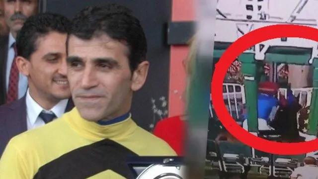 Atını döven Halis Karataş'tan flaş karar! 1 ay boyunca...