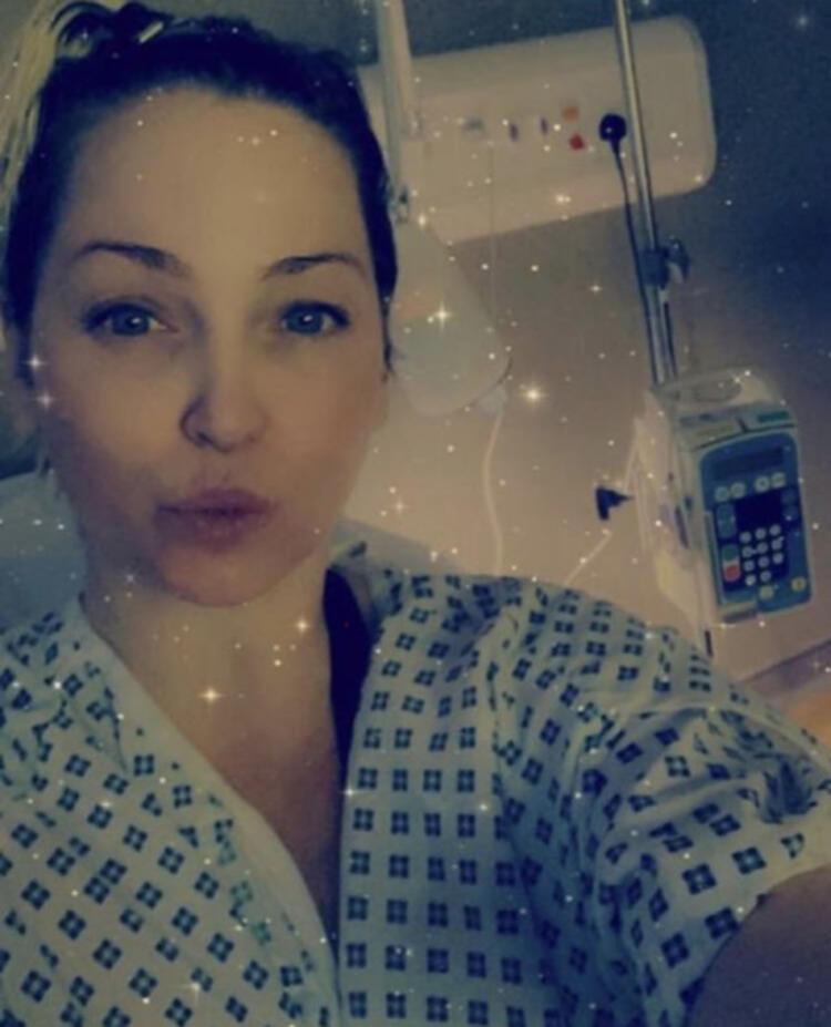 Ünlü şarkıcı kansere yakalandı - Resim: 3