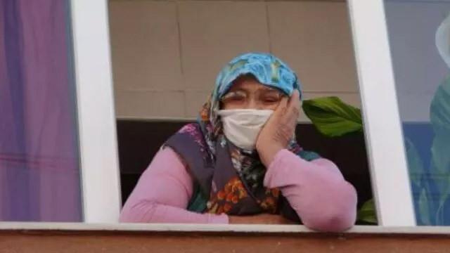 Yaşlı kadın nadir görülen hastalığa yakalandı, hayatı kabusa döndü