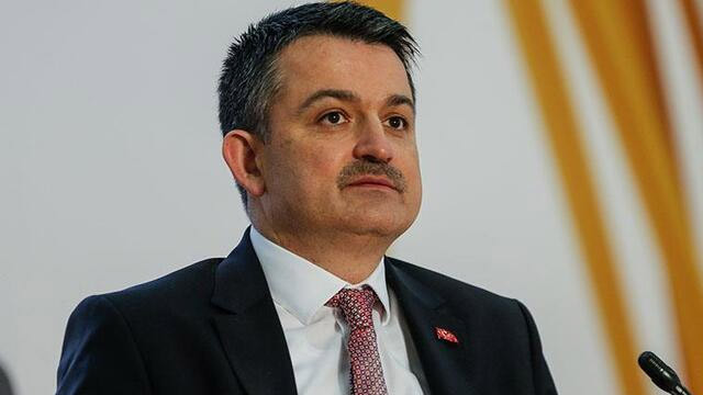 Bakan Pakdemirli: 68 projeye 71 milyon lira hibe edilecek