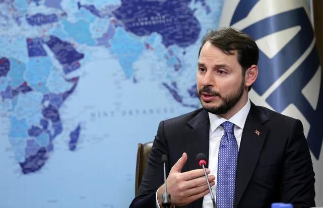 Bakan Albayrak'tan ''Katılım Finans Sistemi'' açıklaması