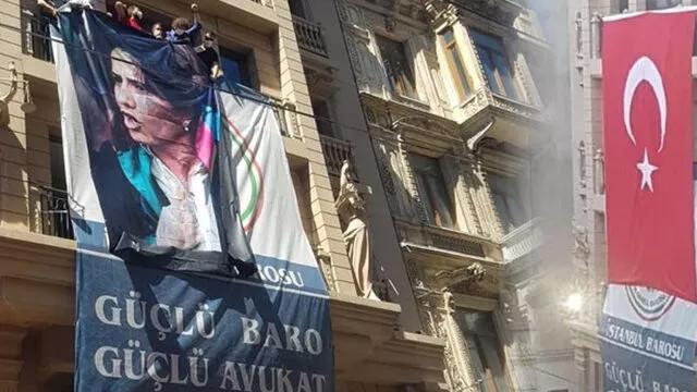 İstanbul Barosu'ndan tepki çeken görüntüler için açıklama