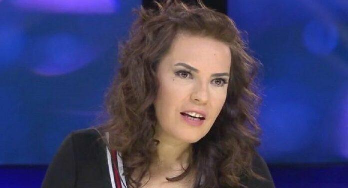 Yeşim Salkım'dan Murat Övüç'e küfür davası!