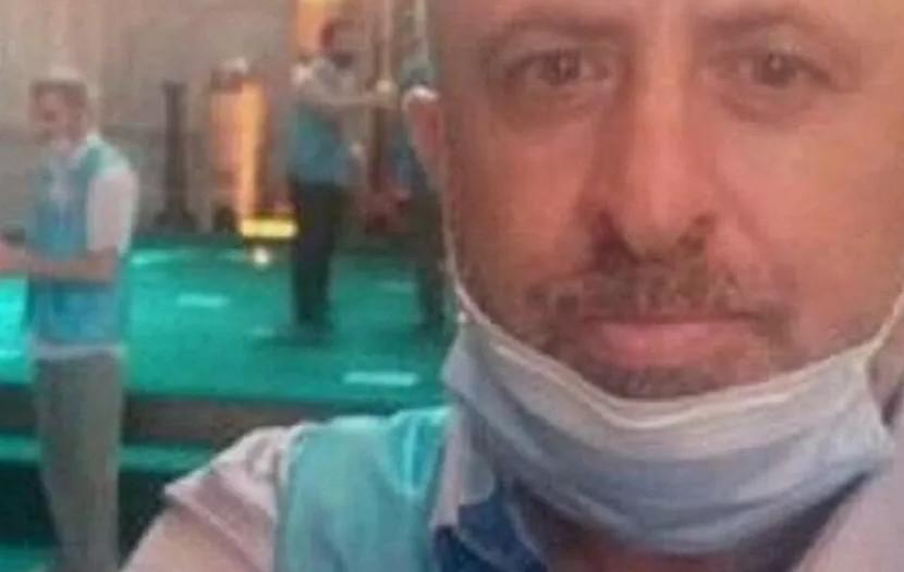 Ayasofya'da görevli müezzin hayatını kaybetti