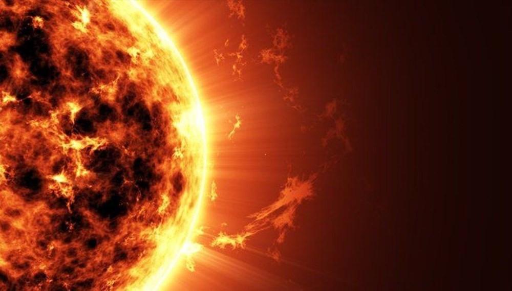 Güneş'te sebebi açıklanamayan hareketler tespit edildi - Resim: 1