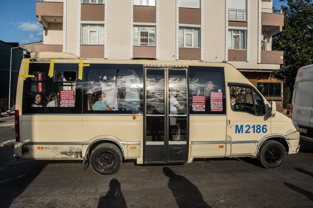 Minibüste ölümüne yolculuk!