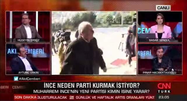 CNN Türk canlı yayınında ''Sahte Kemalistler'' tartışması