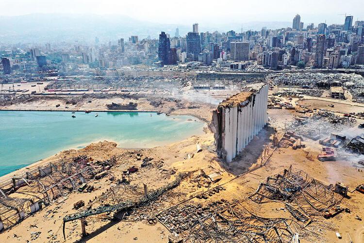 Beyrut faciasında dikkat çeken komplo teorileri