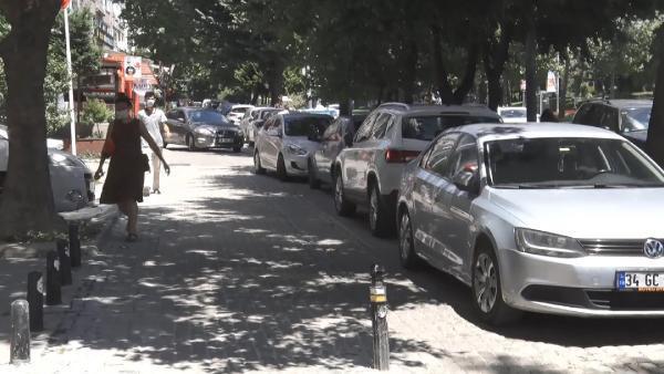 İstanbul'un kaldırımları işgal altında