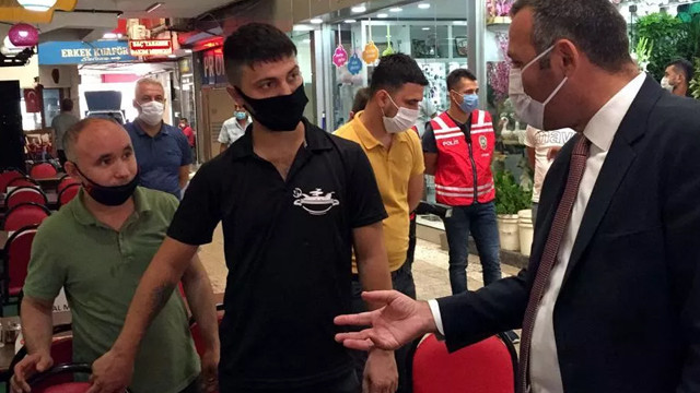 Vali Vekili: Vakalar artmaya başladı, inşallah korktuğumuz başımıza gelmez