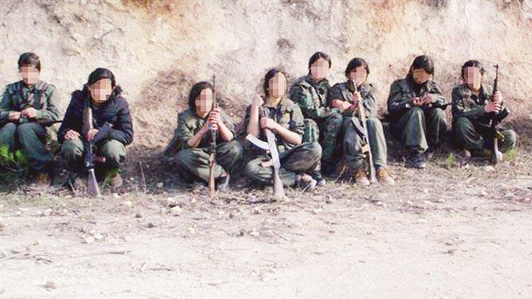 YPG/PKK'nın kirli yüzü Pentagon raporunda