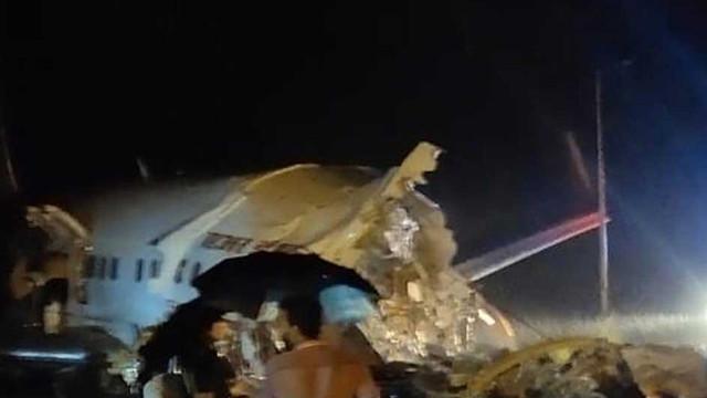 Hindistan'da uçak kazası: 16 ölü, 123 yaralı