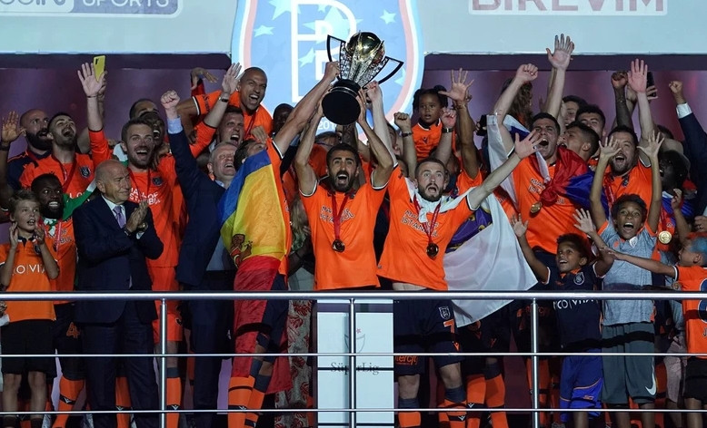 UEFA'dan Başakşehir'e kötü haber