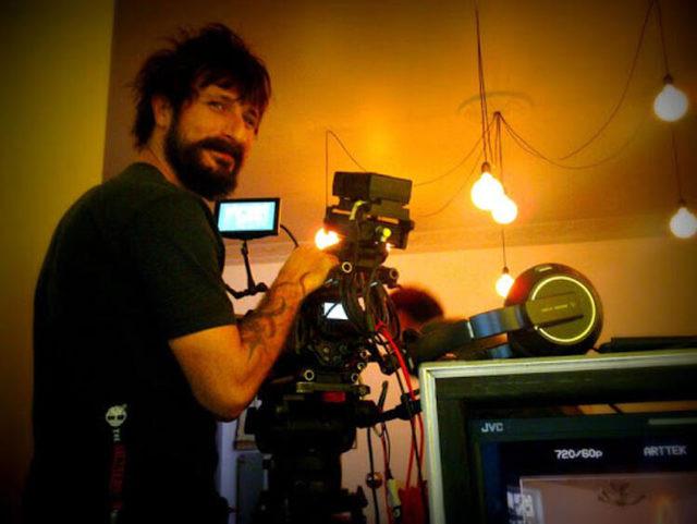 ''Dayı'' filminin setinde ikinci taciz iddiası