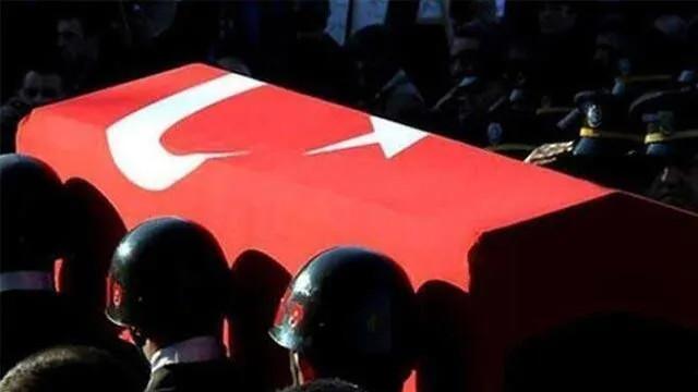 MSB duyurdu: 1 askerimiz şehit düştü